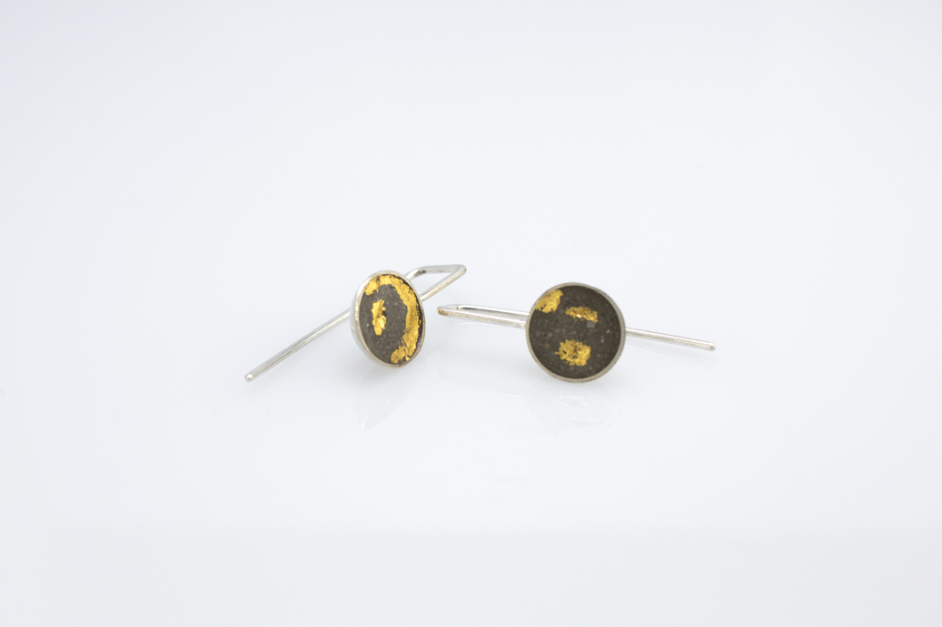 Manhole Earrings #1